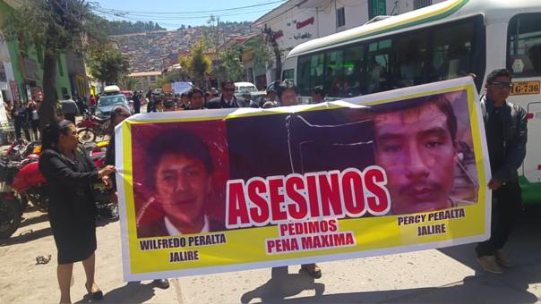secuestradores de Sebastián Gárate