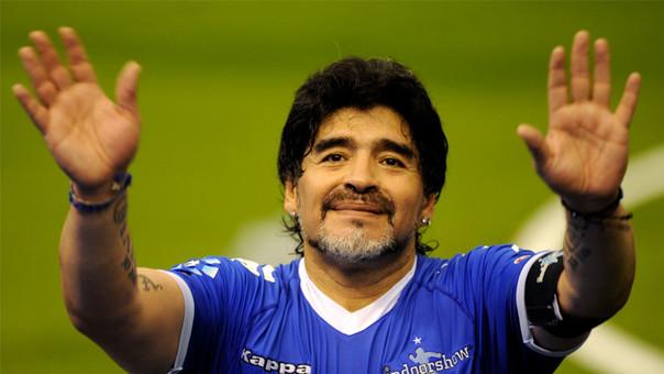 Quiere Maradona volver a dirigir a selección argentina