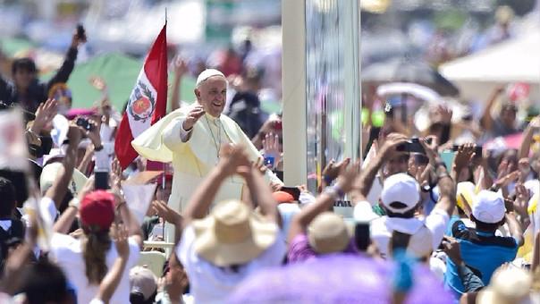 Papa Francisco llegará al Perú