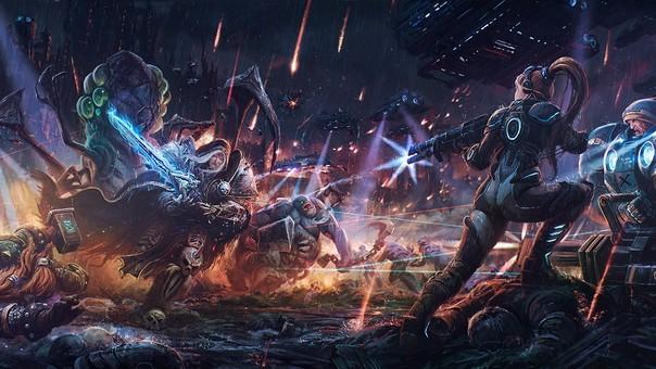 Heroes of the Storm junta a los personajes más recordados de los juegos de Blizzard.