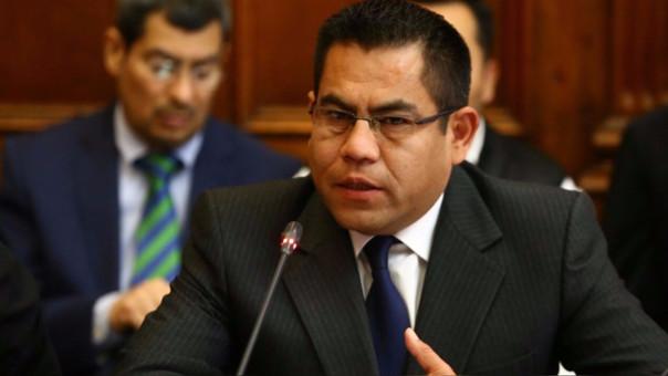 Gabriel Prado pasó a condición de investigado