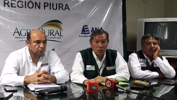 Agro Rural descarta que trabajos adiciones en el río Piura demanden dinero extra.