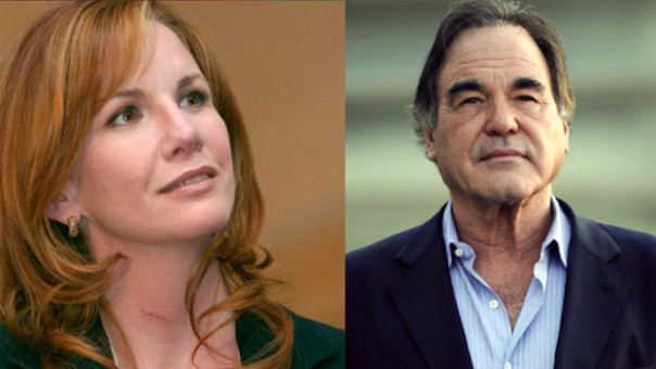 Melissa Gilbert acusa a Oliver Stone de acoso