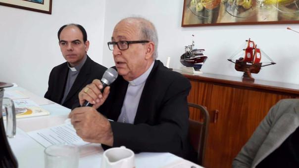 Monseñor Ángel Francisco Simón Piorno