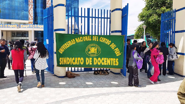 Docentes UNCP