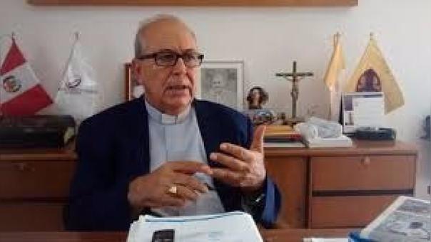 Obispo de Chimbote, Ángel Frencisco Simón Piorno.