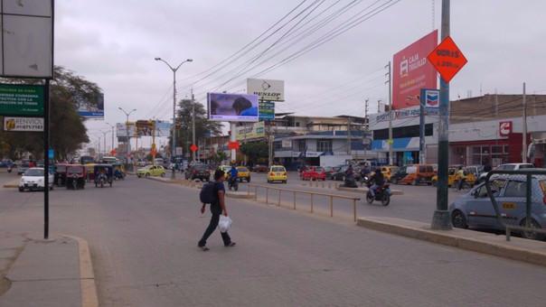 Este viernes cierran la avenida Sánchez Cerro por nueve meses.