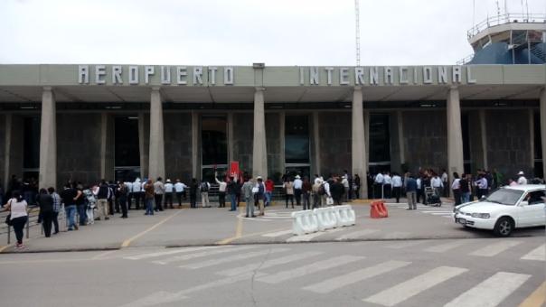 Aeropuerto Alejandro Velasco Astete de Cusco