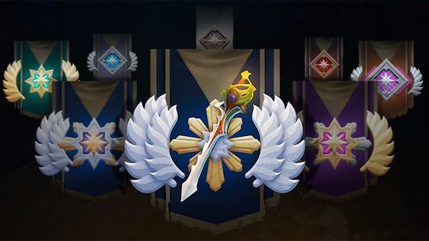 Estas serán las medallas que ahora se verán en los perfiles de los jugadores.