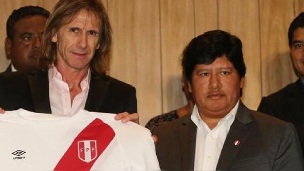 """Edwin Oviedo: """"Es imposible que la Selección Peruana no esté en Rusia 2018"""""""