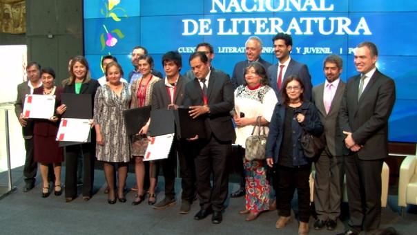 Premio Nacional de la Literatura