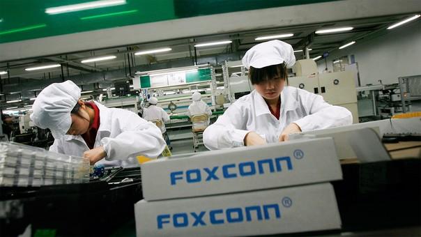 Apple empleó irregularmente a estudiantes chinos para fabricar el iPhone X