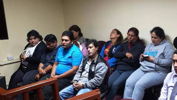 Ocho detenidos se han acogido a la colaboración eficaz.