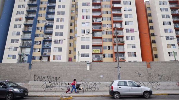 Déficit de viviendas actualmente supera las 646 mil unidades, según el estudio de Capeco.