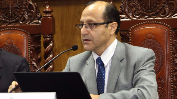 Ministerio Público abre investigación preliminar al fiscal Hamilton Castro