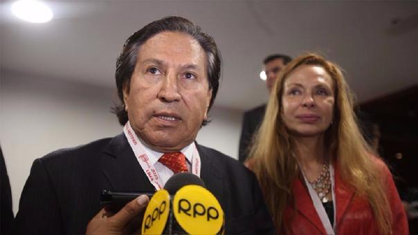 Fijan ruta del dinero de presunto soborno a ex presidente — Alejandro Toledo