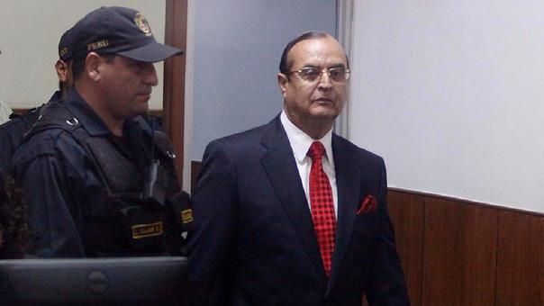 Fiscalía consigue repatriar 15 millones de dólares de Montesinos