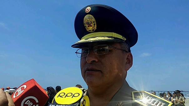 Jefe policial pide apoyo de la comunidad