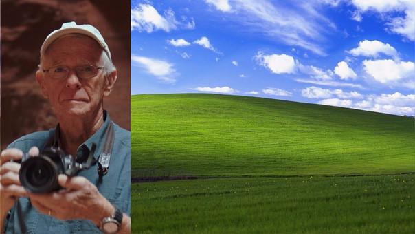 Se calcula que 1,000 millones de personas en el mundo han visto esta foto de Charles O'Rear.