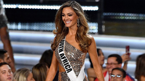 Sudáfrica obtiene la corona de Miss Universo