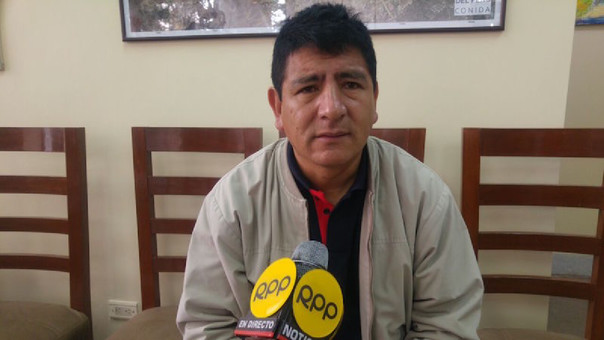 Gobernador Regional de Cajamarca