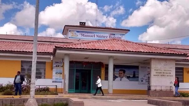 Hospital Manuel Núñez Butrón.