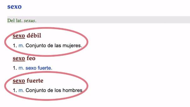La Real Academia Española cambiará las definiciones de ambas expresiones.