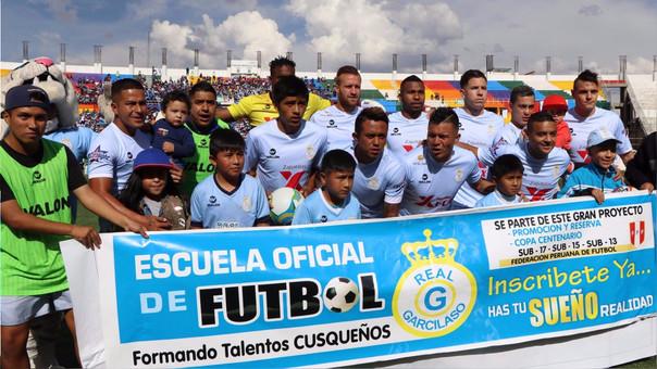 Real Garcilaso podría jugar la final del Descentralizado contra Alianza Lima si gana el Torneo Clausura.
