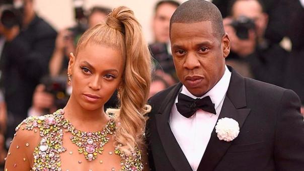 Beyoncé y Jaz-Z