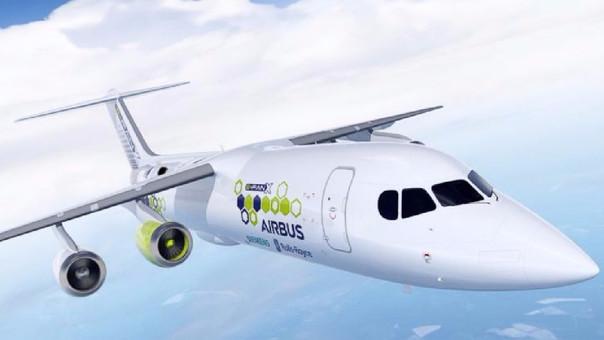 Fabricarán el primer avión eléctrico