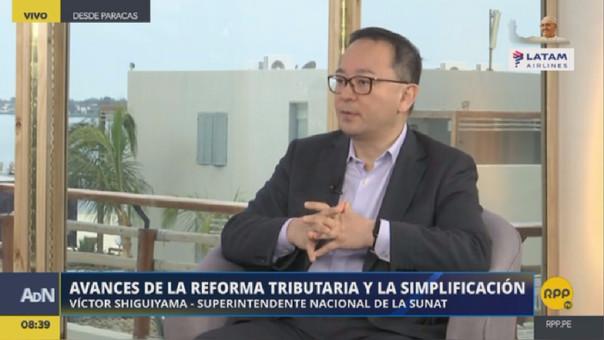 En Sunat hay una transformación digital en camino. Estamos impulsando hacer más simple el pago de impuestos.