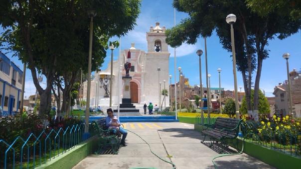 Iglesia Sachaca