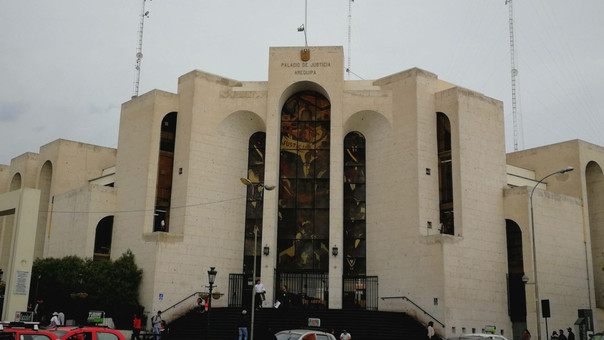 Poder Judicial Arequipa