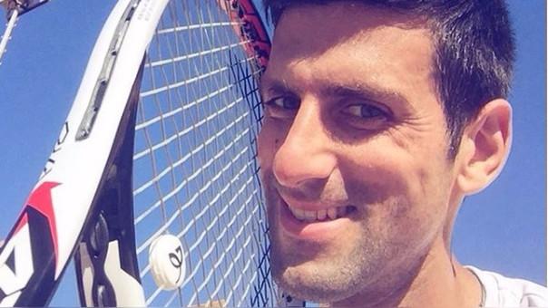 Djokovic arenga a Argentina y a Del Potro en español