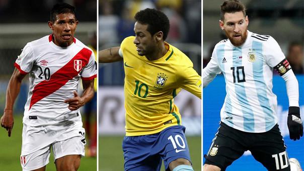 Rusia 2018: Perú jugará ante Francia, Dinamarca y Australia