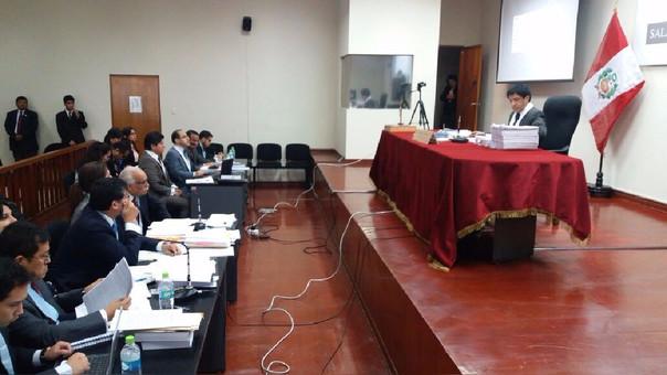 Fiscalía requiere prisión preventiva para representantes de constructoras socias a Odebrecht