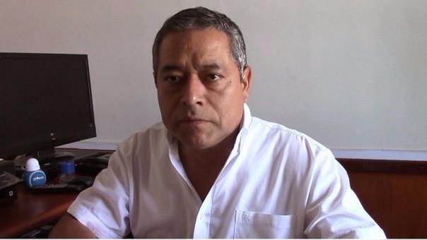 Alcalde de Chocope, Rolando Luján