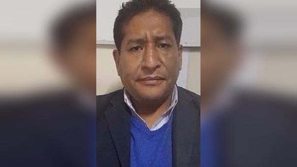 Huancayo regidor intervenido