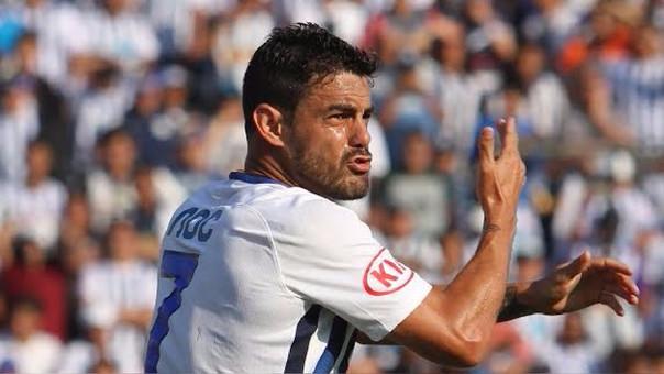 Luis Aguiar fue el conductor de Alianza Lima a lo largo del Descentralizado 2017 y anotó en los 3 torneos.
