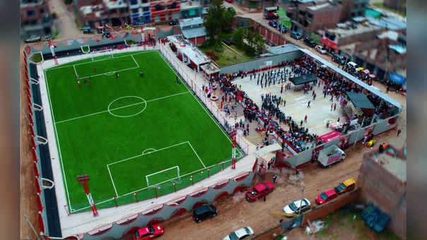 Huancayo: Polideportivo