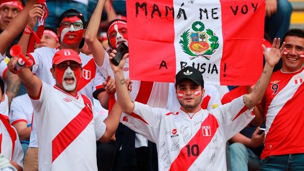 Los hinchas de la Selección Peruana pueden solicitar entradas para los partidos de la 'Blanquirroja' en Rusia.