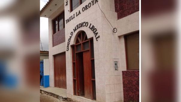 Morgue La Oroya