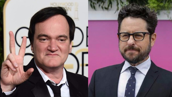 Quentin Tarantino y J.J. Abrams