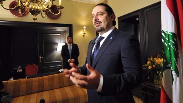 Hariri retira oficialmente su dimisión