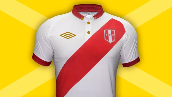 f1ddc983d8977 Qué se sabe de la camiseta de Perú para el Mundial Rusia 2018