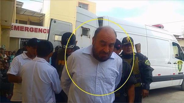Roberto Torres purga prisión desde hace más de tres años