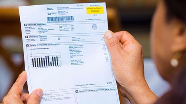 Tarifas electricas subirábn enre 1.17% y 1.44% — Osinergmin