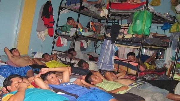 Mesa de trabajo por la problemática del penal de Chiclayo