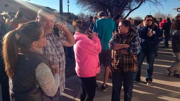 El colegio se encuentra cerca a una reserva de los navajo.