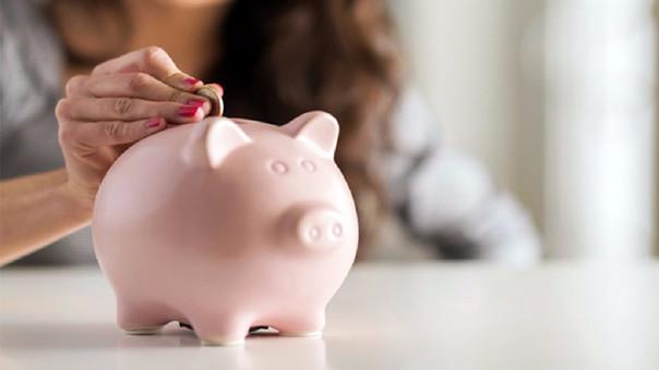 Recuerda que debes guardar parte de este dinero, que podrá ayudarte ante cualquier imprevisto.